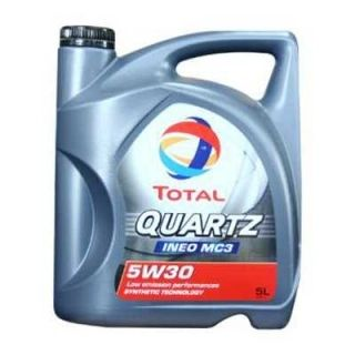 Ulei de motor TOTAL QUARTZ INEO MC3 5W30 - 5l