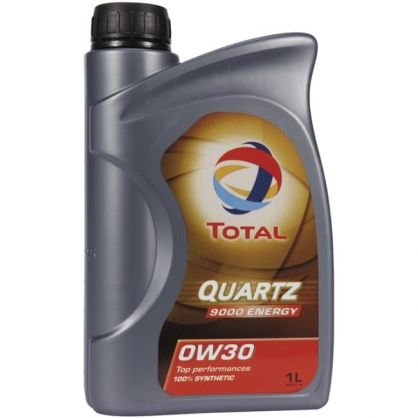 Ulei de motor TOTAL QUARTZ ENERGY 9000 0W30 - 1l