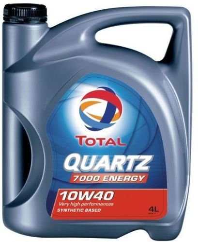 Ulei de motor TOTAL QUARTZ ENERGY 7000 10W40 - 4l