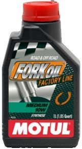 MOTUL FORK OIL FACTORY LINE MEDIUM 10W - 1L