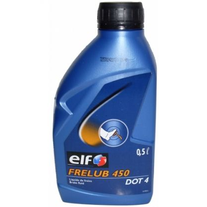Elf Frelub 450 DOT4 500ml