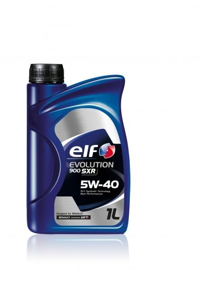 Ulei Elf Evolution 900 SXR 5W40 (vechea denumire ELF Evolution SXR 5W40) - 1L