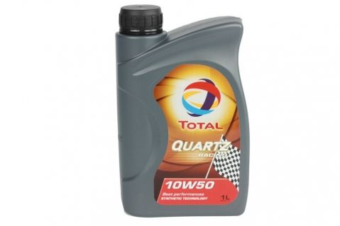 Ulei de motor TOTAL QUARTZ RACING 10W50 - 1l