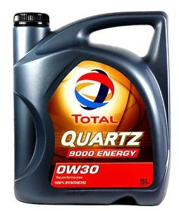 Ulei de motor TOTAL QUARTZ ENERGY 9000 0W30 - 5l