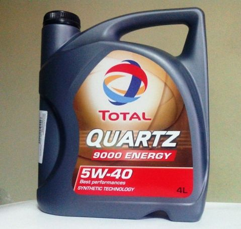 Ulei de motor TOTAL QUARTZ ENERGY 9000 5W-40 - 4l