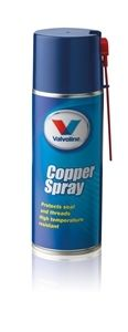 Solutie spray de curatat rugina Valvoline COPPER SPRAY - 400ml