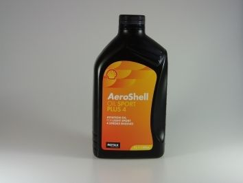 AEROSHELL OIL S PLUS 4 - 1L