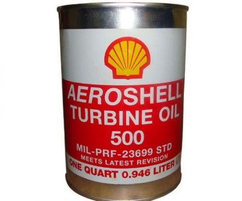 AEROSHELL TURBINE OIL 500 - 1QT