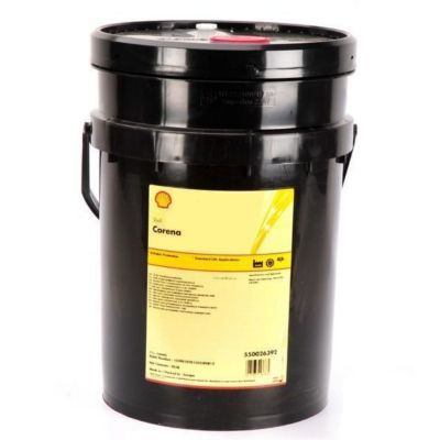 SHELL CORENA OIL S 68  PAIL - 20 L