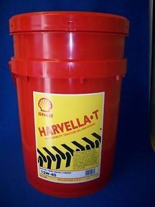 SHELL HARVELLA T 15W40 - 20L