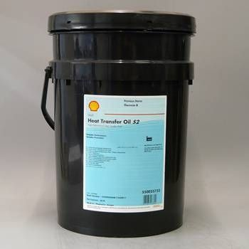 SHELL HEAT TRANSFER S2 - 20L