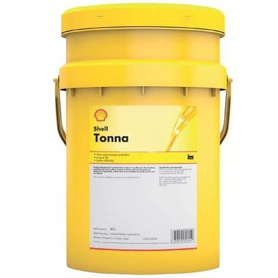 SHELL TONNA OIL T 220 PAIL - 20L