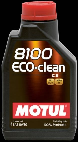 MOTUL 8100 Eco-clean 0W30 C2 - 1L