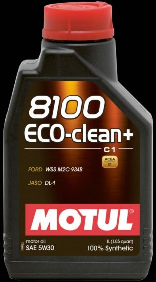 MOTUL 8100 Eco-clean+  5W30 C1 - 1L