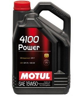 MOTUL 4100 Power 15W50 - 1L