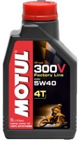 MOTUL  300V OFF ROAD 5W40 - 1L