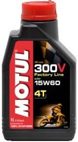 MOTUL  300V OFF ROAD 15W60 - 1L