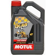 MOTUL Power Quad 4T 10W40 - 1L