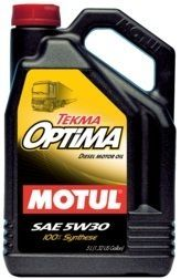 MOTUL TEKMA OPTIMA 5W30 - 5L