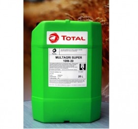 TOTAL  MULTIAGRI SUPER 10W30 20L