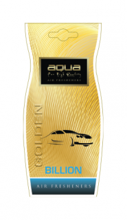 AQUA DROPS GOLDEN BILLION