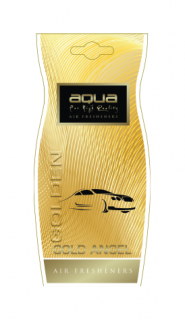 AQUA DROPS GOLDEN ANGEL