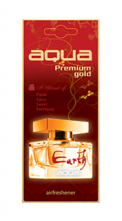 AQUA DROPS PREMIUM GOLD EARTH