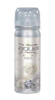 AQUA SPRAY NATURALS WHITE MUSK-75ML