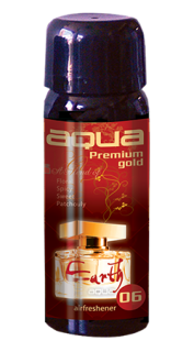 AQUA SPRAY PREMIUM GOLD EARTH-75ML