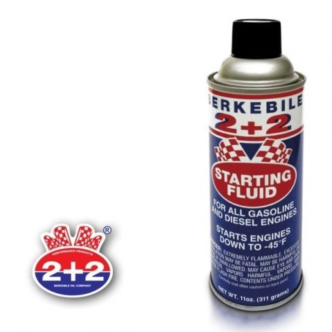 Spray pornire motor 2+2 - 325ml