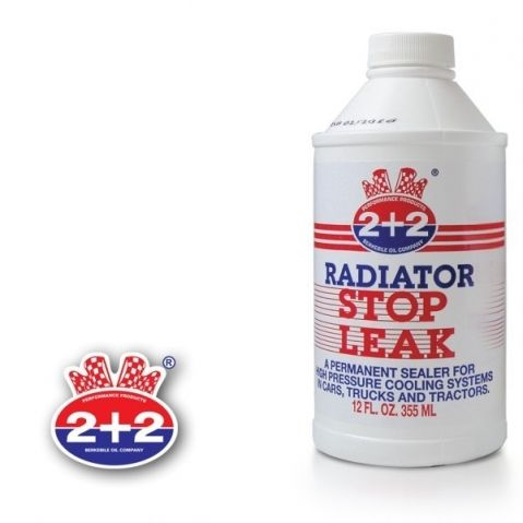 Solutie lipire radiator 2+2 Stop Leak - 355ml